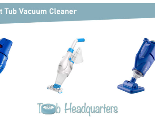 6 Best Hot Tub Vacuum Cleaner in 2021 [Clean Your Spa in The Easy Way]
