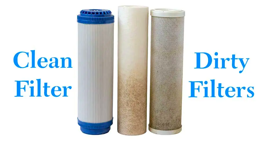 Cleaning Hot Tub Filters