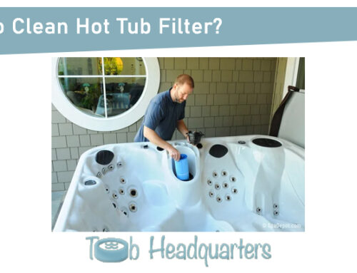 How to Clean Hot Tub Filter?